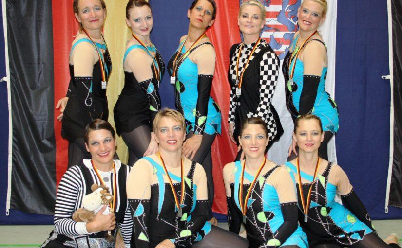 TGC Groß-Zimmern - Ferentis - 1. Platz HM GymTa, 2. Platz DM GymTa