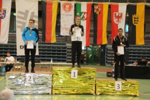 Siegerehrung Moritz Speed